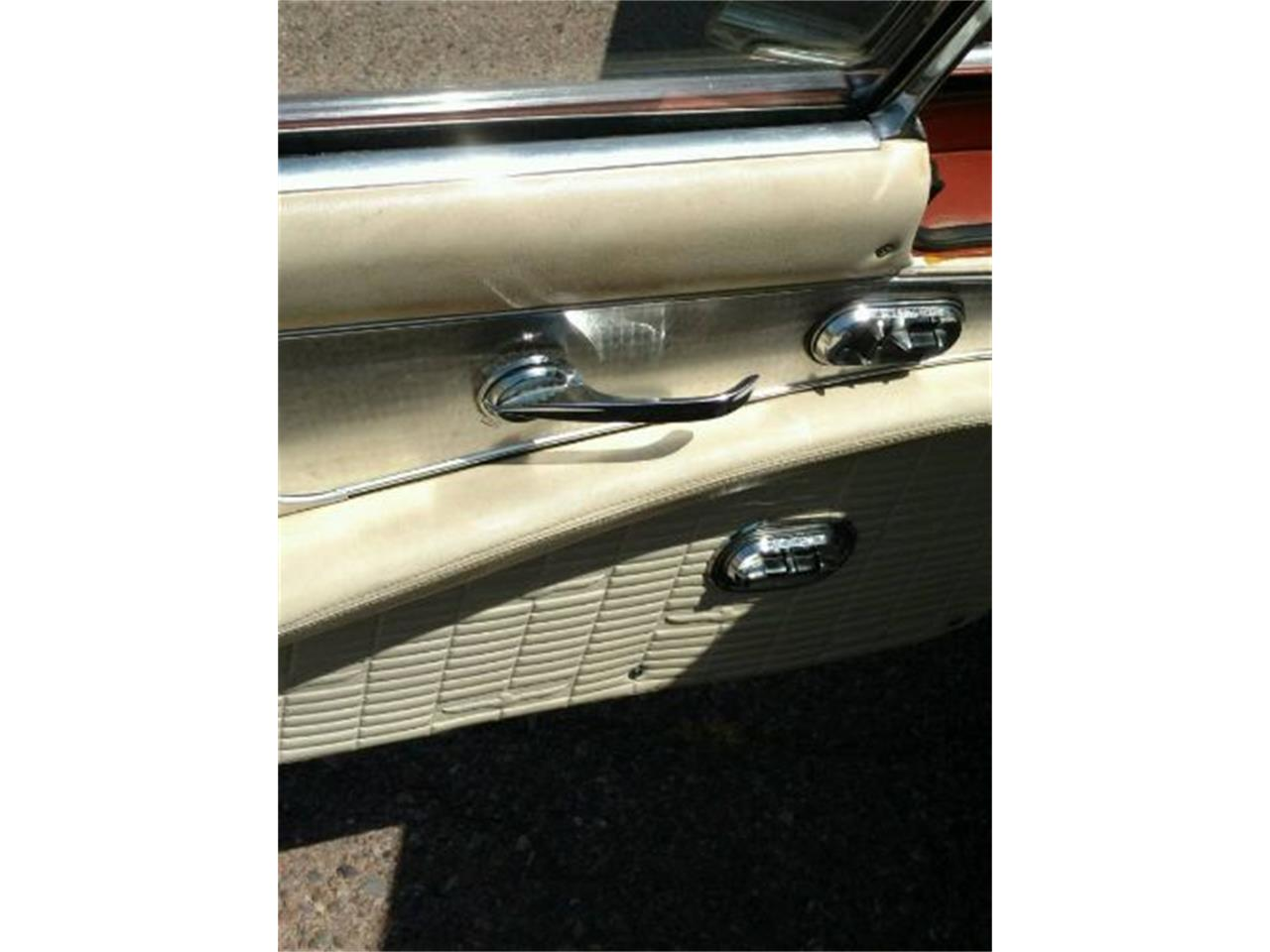 1957 Ford Thunderbird (CC-1185147) for sale in Cadillac, Michigan