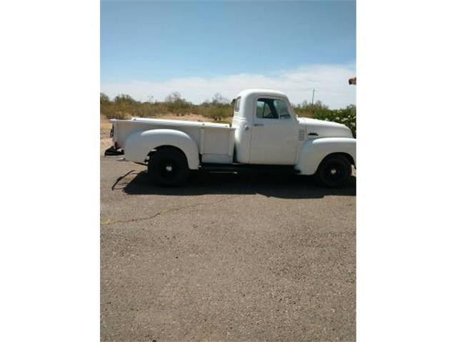 1952 GMC Pickup (CC-1185148) for sale in Cadillac, Michigan