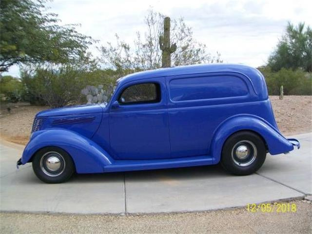 1937 Ford Sedan Delivery (CC-1185174) for sale in Cadillac, Michigan