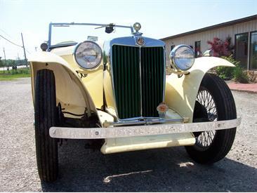 1949 MG TC (CC-1185332) for sale in medina, Ohio