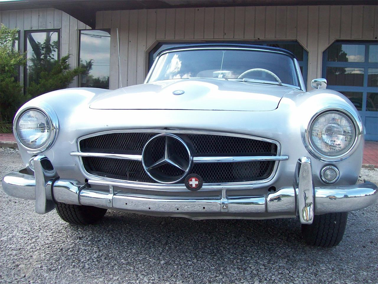 1956 Mercedes-Benz 190SL (CC-1185337) for sale in medina, Ohio