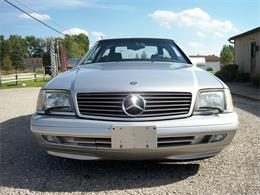 1996 Mercedes-Benz SL500 (CC-1185350) for sale in medina, Ohio