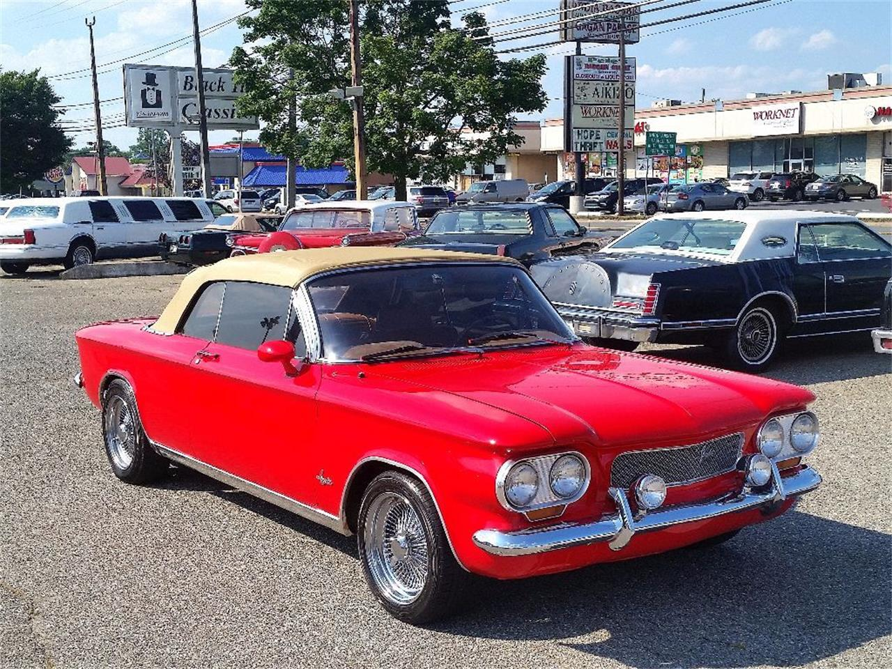 1964 Chevrolet Corvair (CC-1185390) for sale in Stratford, New Jersey