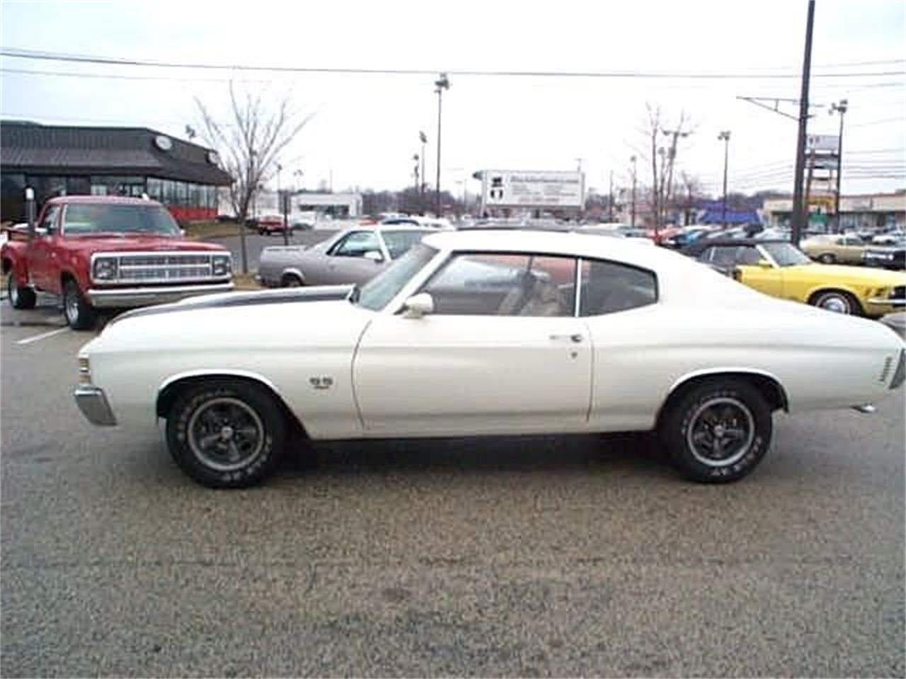 1971 Chevrolet Chevelle SS (CC-1185393) for sale in Stratford, New Jersey