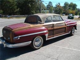 1949 Chrysler Town & Country (CC-1185420) for sale in Cadillac, Michigan
