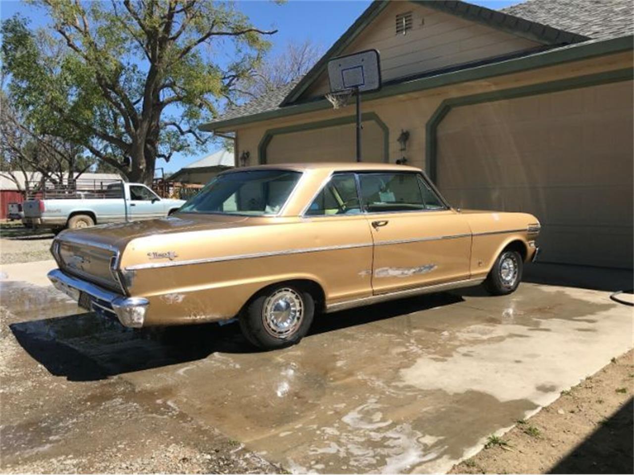 1962 Chevrolet Nova (CC-1185422) for sale in Cadillac, Michigan