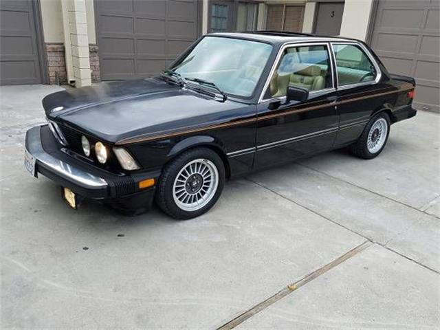 1977 BMW 3 Series (CC-1185429) for sale in Cadillac, Michigan