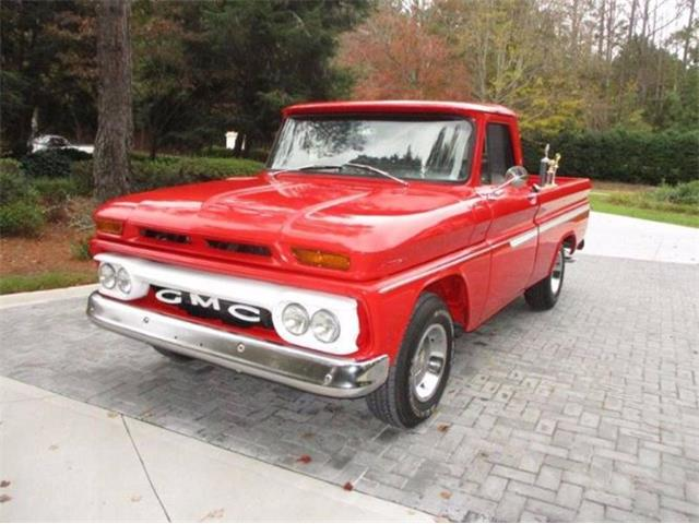 1965 GMC 1500 (CC-1185440) for sale in Cadillac, Michigan