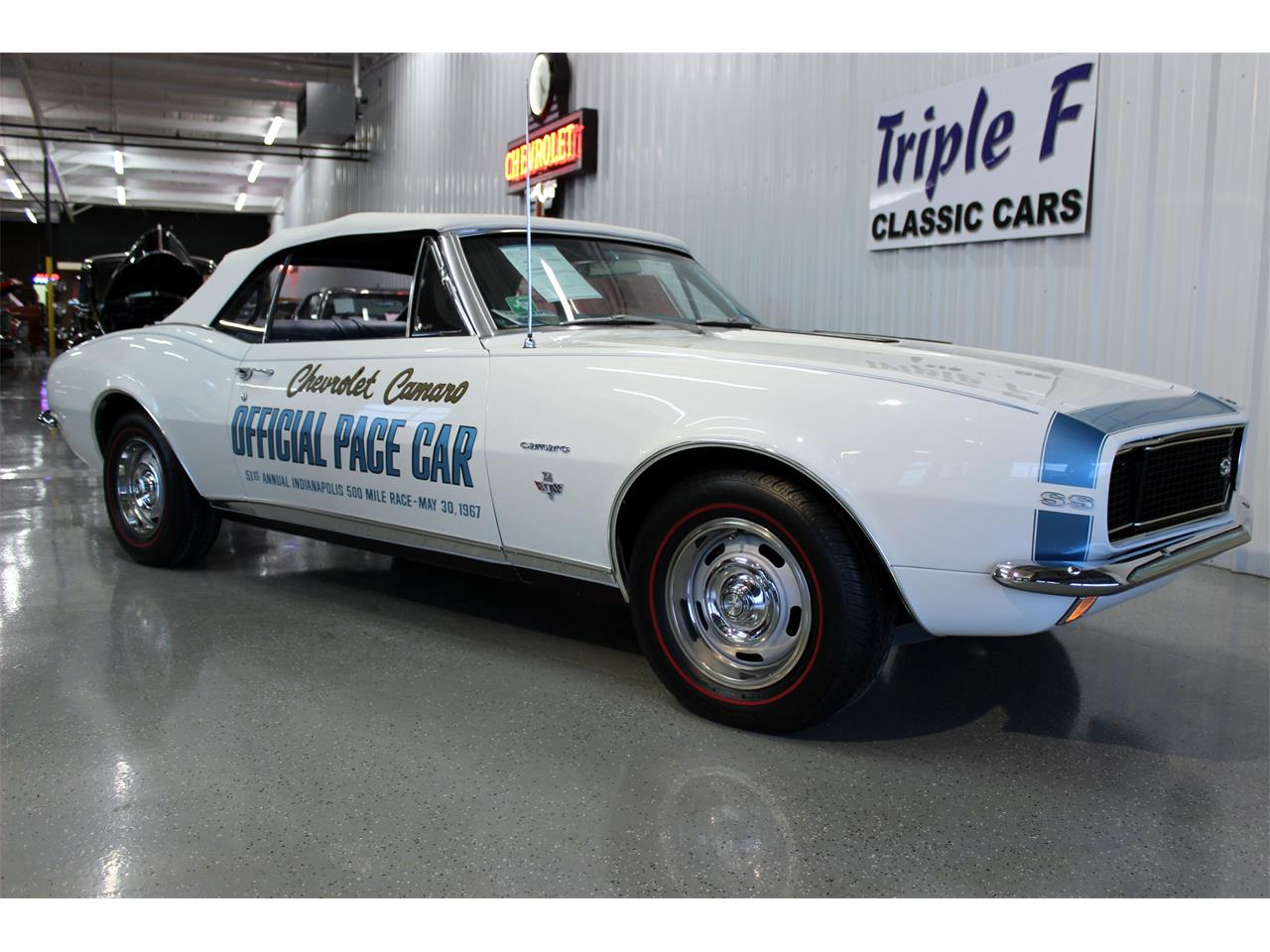 1967 Chevrolet Camaro RS/SS (CC-1185591) for sale in Fort Worth, Texas