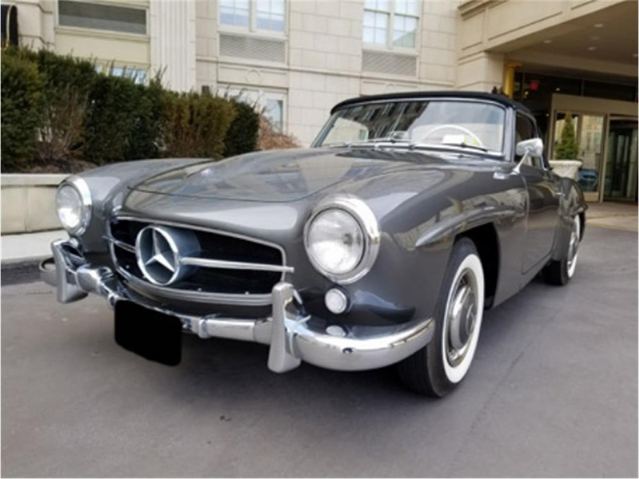 1955 Mercedes-Benz 190SL for Sale | ClassicCars.com | CC ...