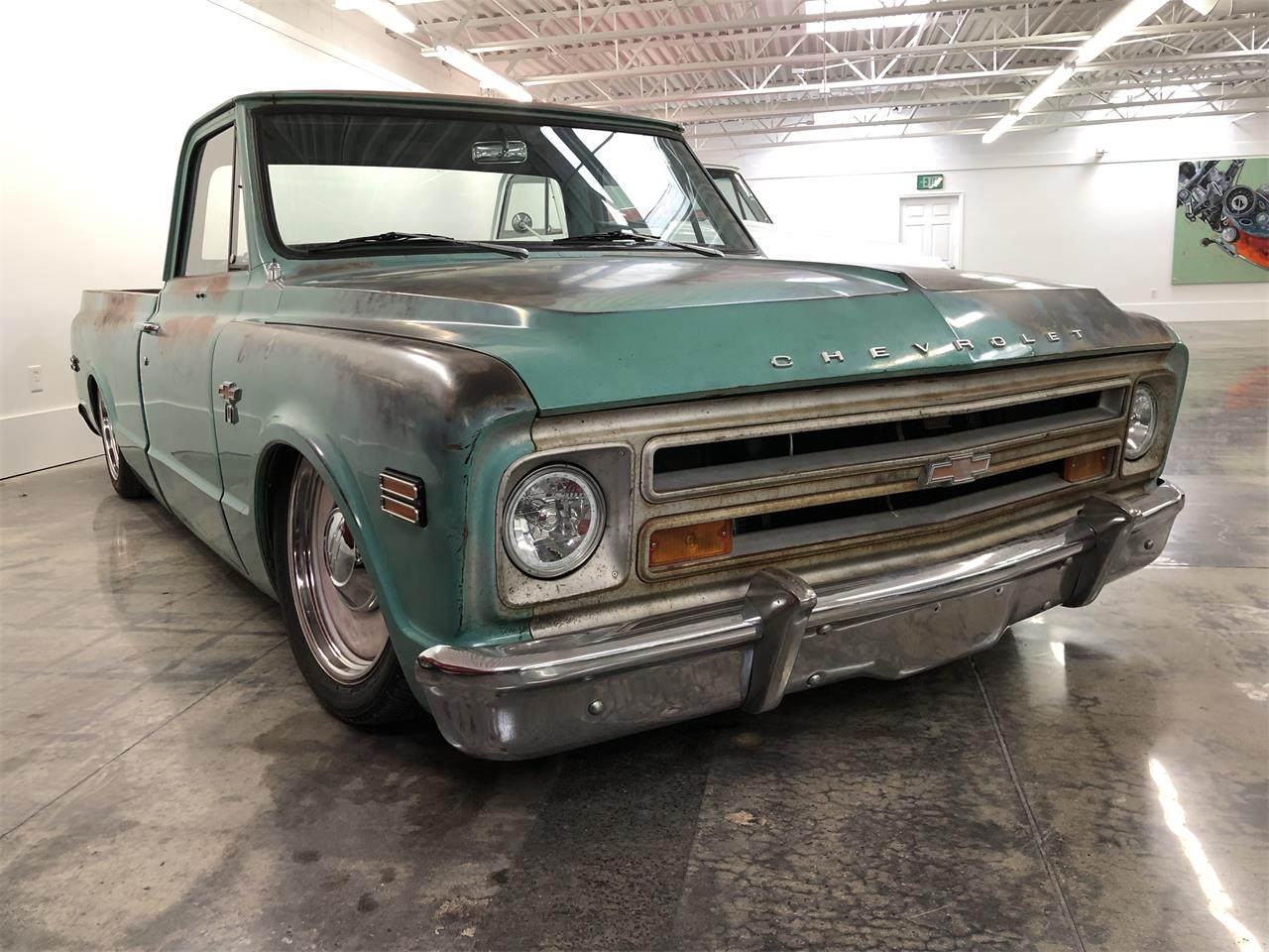 1968 Chevrolet C10 (CC-1180569) for sale in West Valley City, Utah