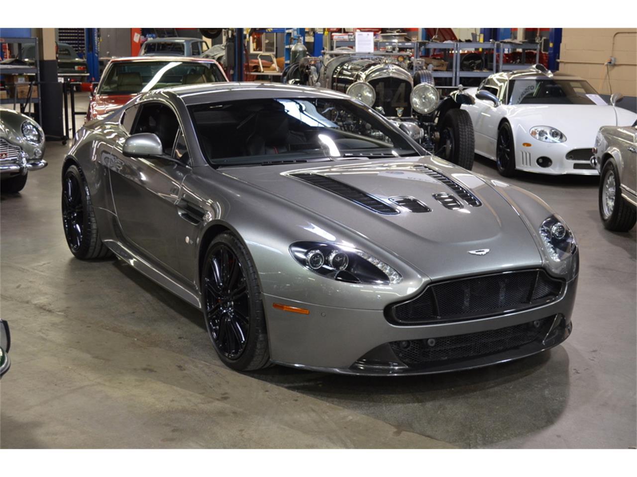 2015 Aston Martin V12 Vantage S For Sale Classiccars Com Cc 1185690