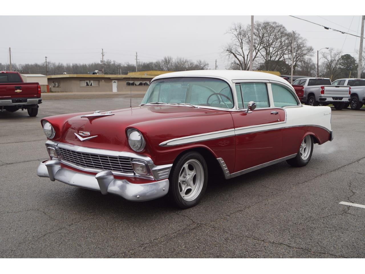 Chevrolet Bel Air >> 1956 Chevrolet Bel Air For Sale Classiccars Com Cc 1185692