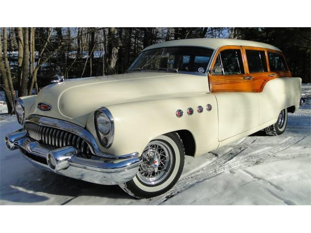 1953 Buick Woody Wagon (CC-1180572) for sale in Grand Rapids, Minnesota