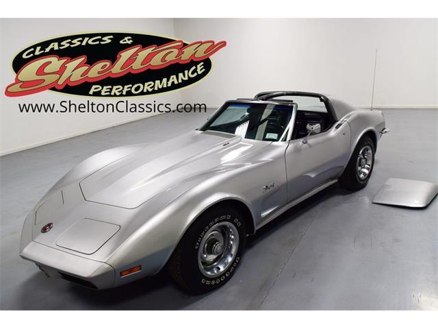 1973 Chevrolet Corvette (CC-1185729) for sale in Mooresville, North Carolina