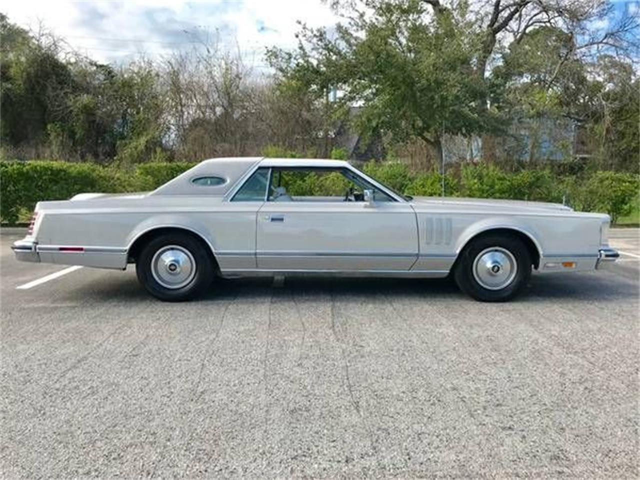 1978 Lincoln Continental (CC-1185739) for sale in Cadillac, Michigan