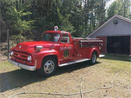 1953 Ford Fire Truck (CC-1185754) for sale in Cadillac, Michigan