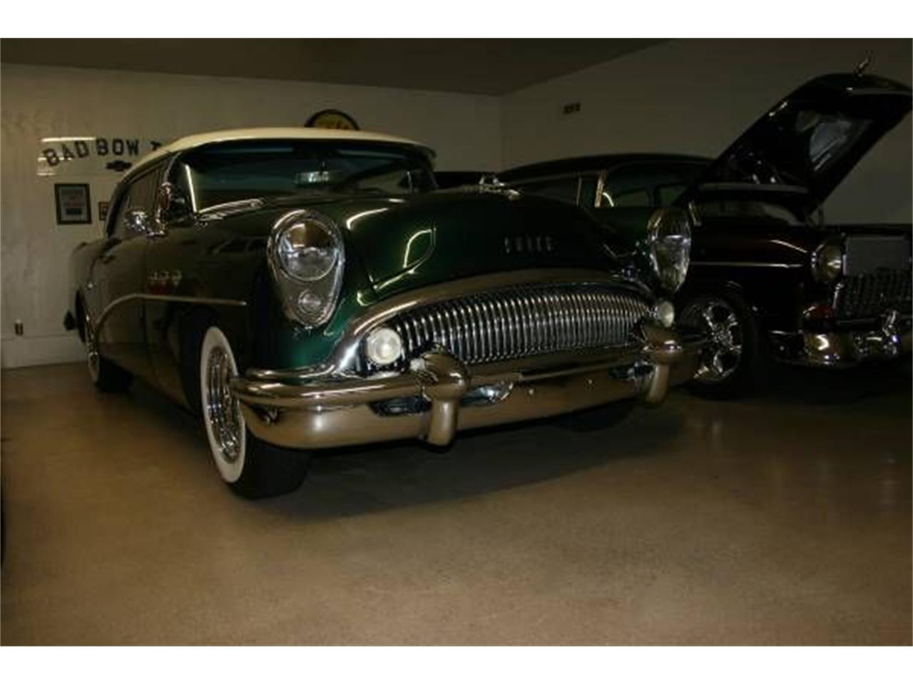 1954 Buick Century (CC-1185761) for sale in Cadillac, Michigan