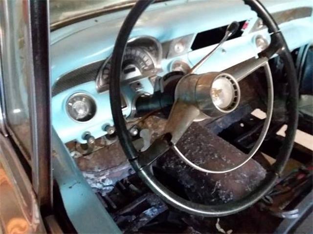 1955 Pontiac Chieftain (CC-1185768) for sale in Cadillac, Michigan