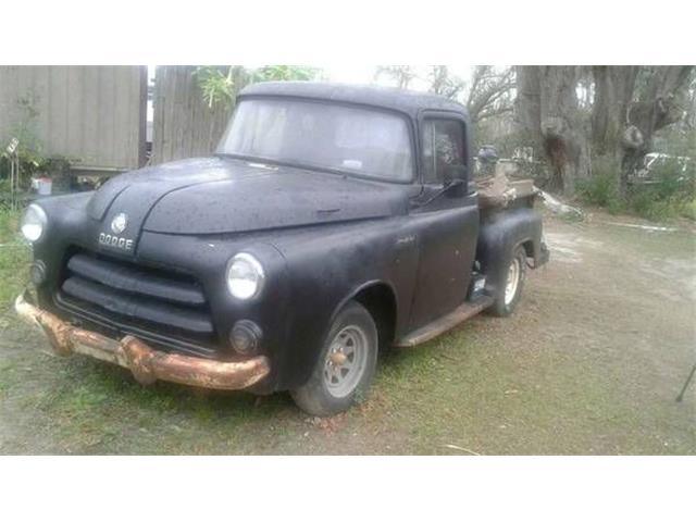 1955 Dodge Pickup (CC-1185771) for sale in Cadillac, Michigan