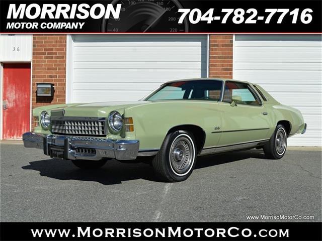 1974 Chevrolet Monte Carlo (CC-1185827) for sale in Concord, North Carolina