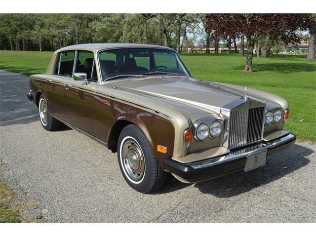 1977 Rolls-Royce Silver Shadow (CC-1185837) for sale in Carey, Illinois