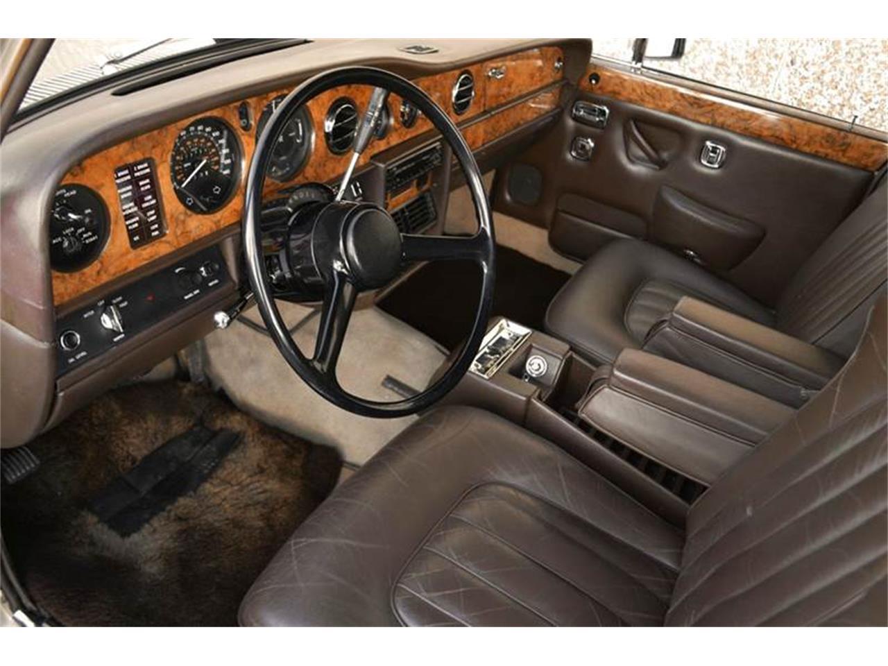 1977 Rolls-Royce Silver Shadow (CC-1185837) for sale in Carey, Illinois
