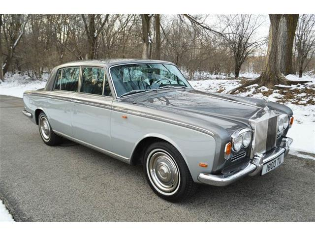 1969 Rolls-Royce Silver Shadow (CC-1185844) for sale in Carey, Illinois