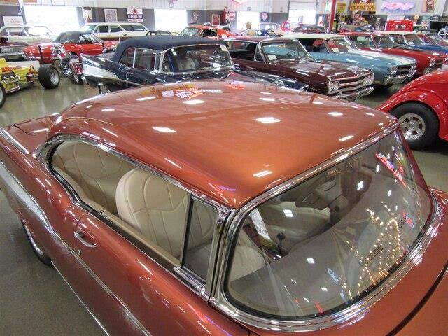 1957 Chevrolet Bel Air (CC-1185873) for sale in Greenwood, Indiana