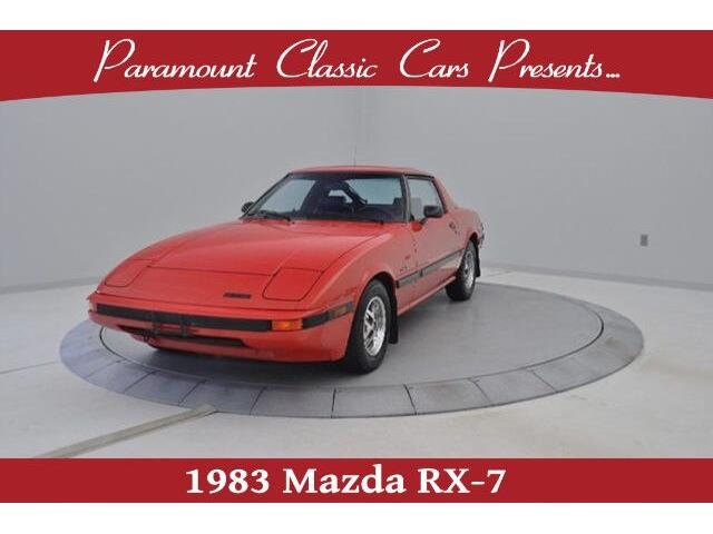 1983 Mazda RX-7 (CC-1185917) for sale in Hickory, North Carolina