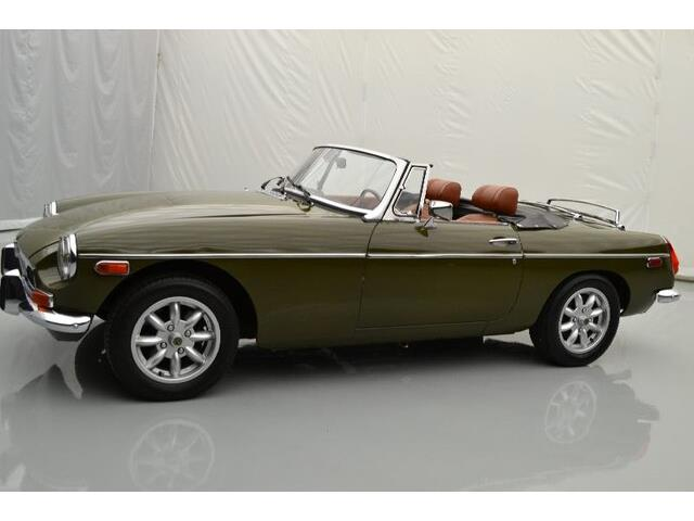 1974 MG MGB (CC-1185930) for sale in Hickory, North Carolina
