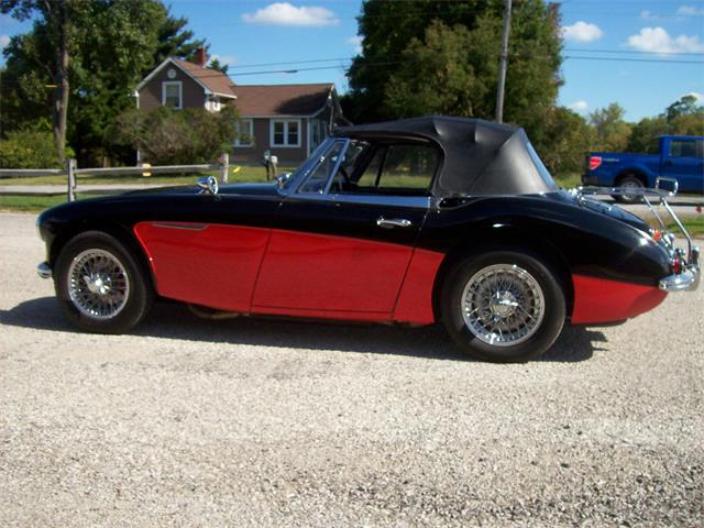 1967 Austin-Healey 3000 Mark III BJ8 (CC-1185946) for sale in medin, Ohio