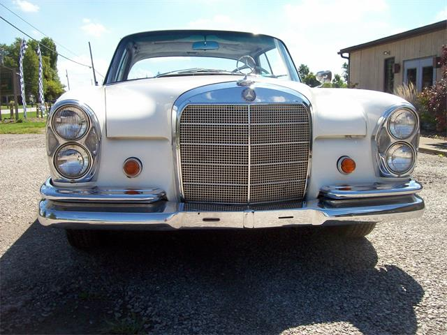 1962 Mercedes-Benz 220SE (CC-1185947) for sale in medina, Ohio