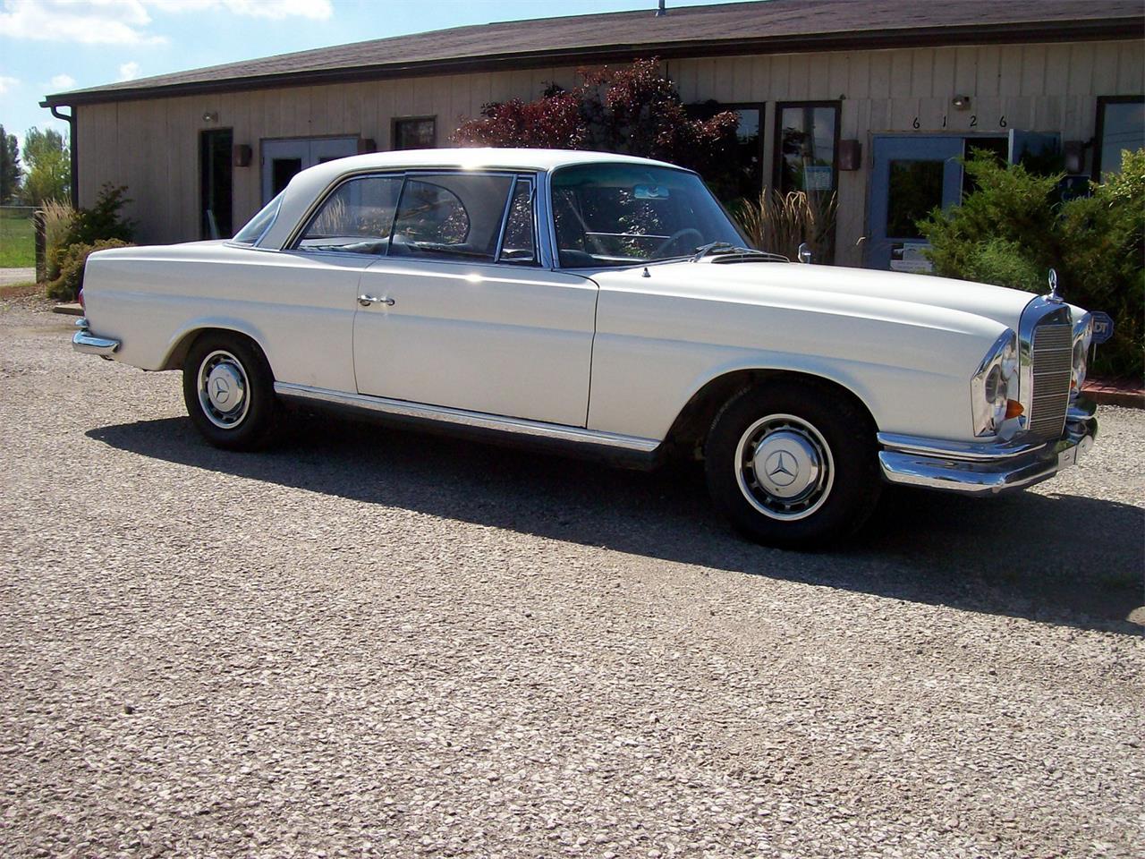 1962 Mercedes-Benz 220SE (CC-1185947) for sale in medina, Ohio