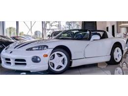 1996 Dodge Viper (CC-1186009) for sale in Cadillac, Michigan
