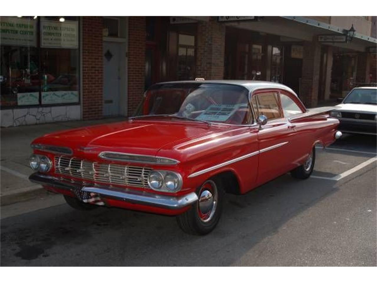 1959 Chevrolet Biscayne (CC-1186013) for sale in Cadillac, Michigan