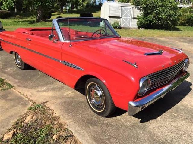 1963 Ford Falcon (CC-1186036) for sale in Cadillac, Michigan