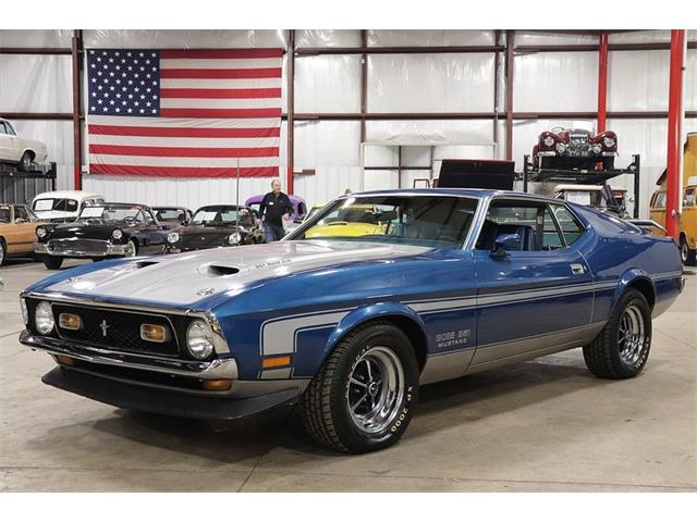 1971 Ford Mustang (CC-1180604) for sale in Kentwood, Michigan