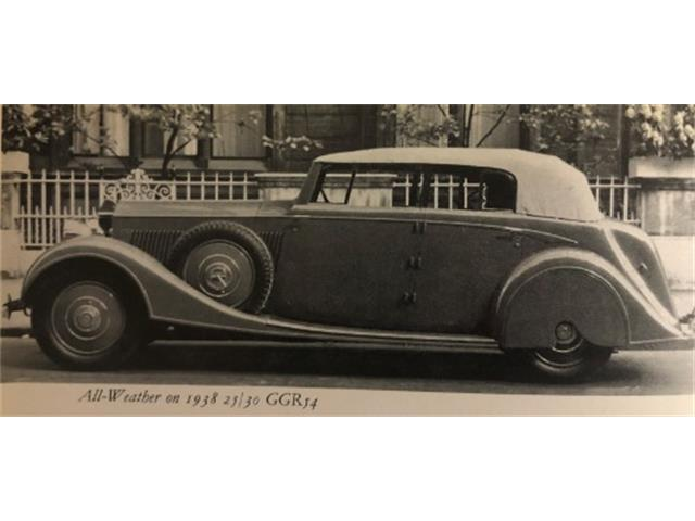 1938 Rolls-Royce 25/30 (CC-1186066) for sale in Astoria, New York