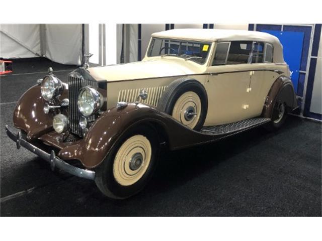 1938 Rolls-Royce 25/30 (CC-1186066) for sale in Astoria, New York