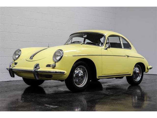 1960 Porsche 356B (CC-1186124) for sale in Costa Mesa, California