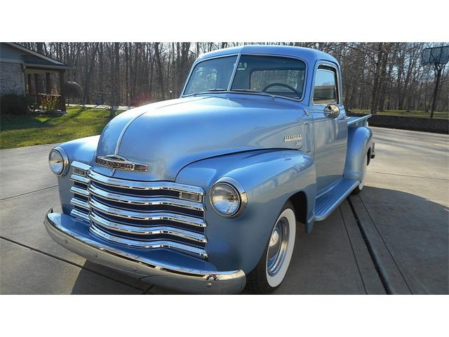 1949 Chevrolet 3100 (CC-1186197) for sale in Canal Fulton, Ohio