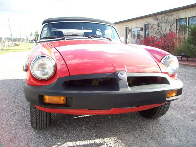 1979 MG MGB (CC-1186211) for sale in medina, Ohio