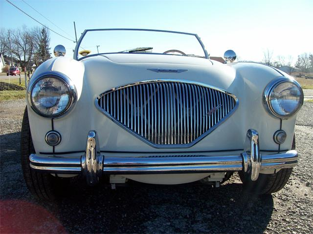 1956 Austin-Healey 100-4 BN2 (CC-1186213) for sale in medina, Ohio