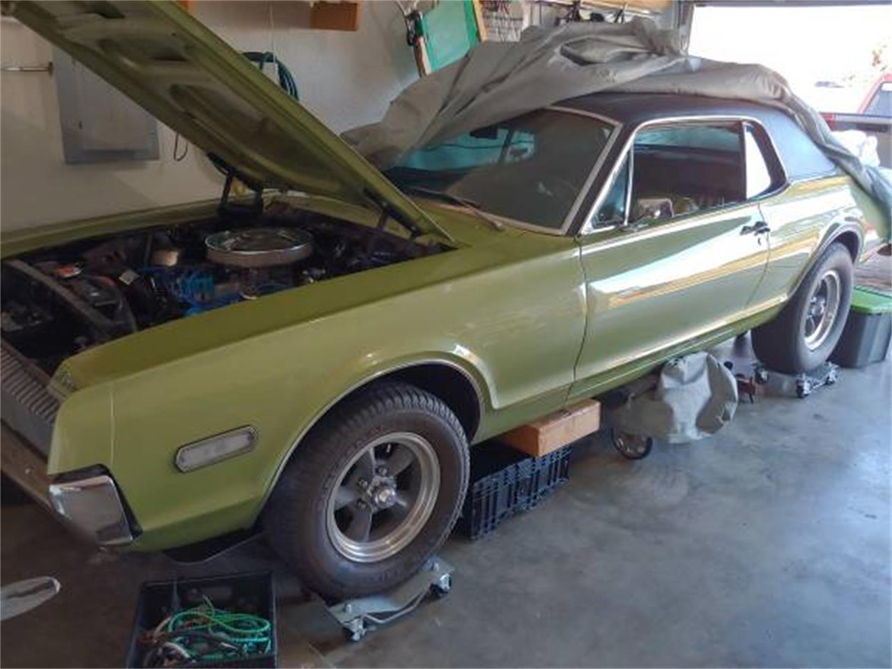 1968 Mercury Cougar (CC-1186222) for sale in Willoughby , Ohio