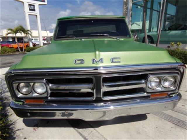 1972 GMC C/K 10
