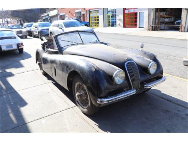 1954 Jaguar XK120 (CC-1186244) for sale in Astoria, New York