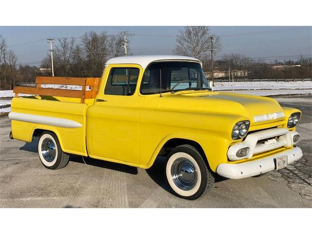1959 GMC 1/2 Ton Pickup (CC-1186248) for sale in West Chester, Pennsylvania
