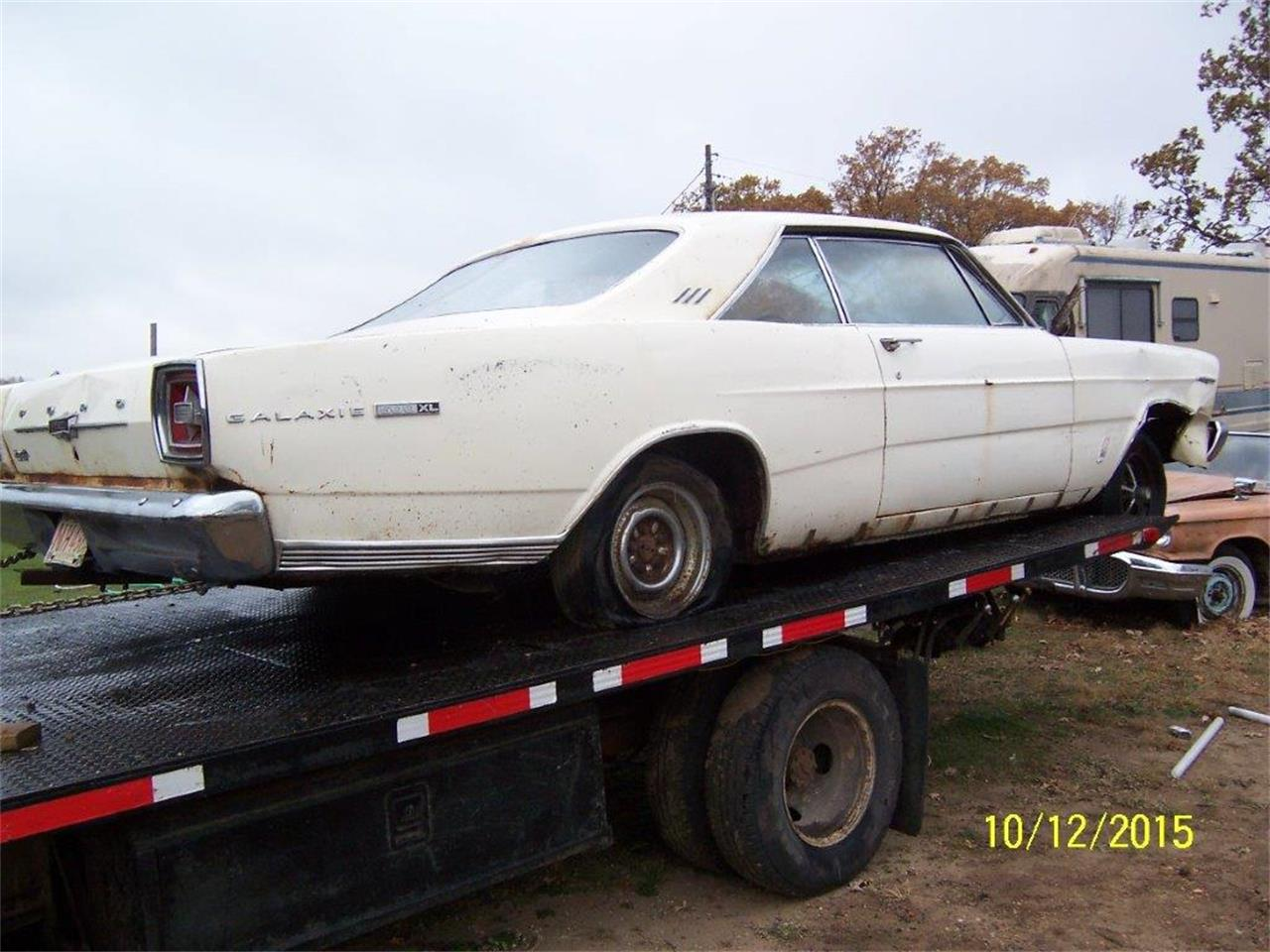 1966 Ford Galaxie 500 XL (CC-1186266) for sale in Parkers Prairie, Minnesota
