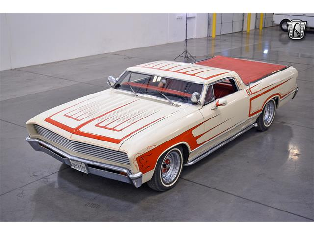 1967 Chevrolet El Camino (CC-1186279) for sale in Scottsdale, Arizona